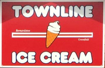 News - Townline Ice Cream at the Greenfield & Bernardston